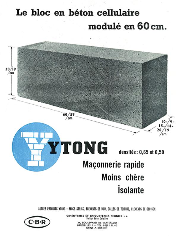 Il était Très Intéressant Du0027utiliser Des Blocs En Béton Léger à La Place  Des Briques Pour Les Murs Porteurs Et Les Murs De Séparation.