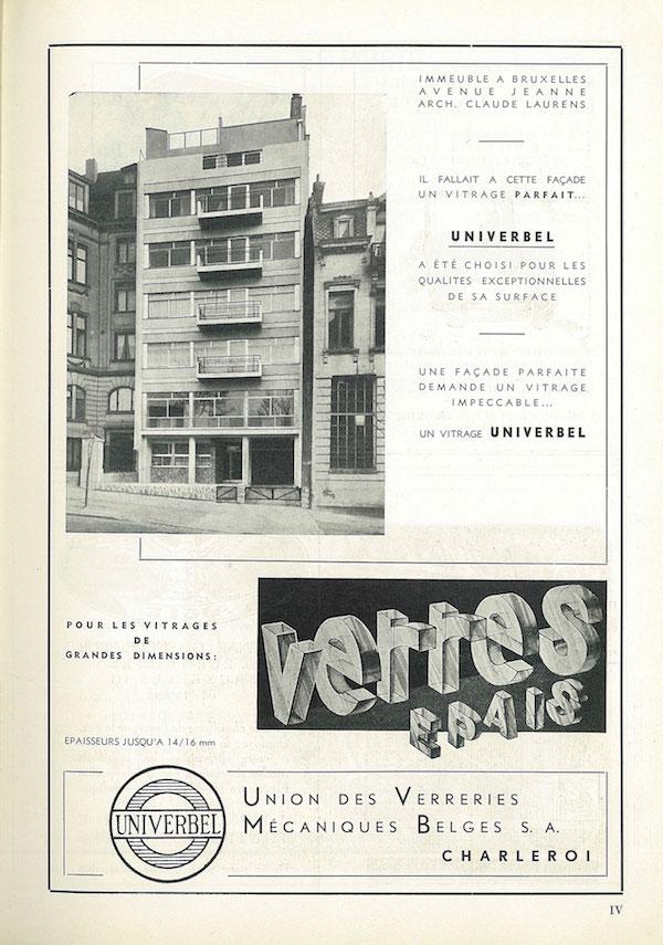 3R_1952_01_LM_IV_Verreries_Mecaniques_Belges_Vitrage_Univerbel