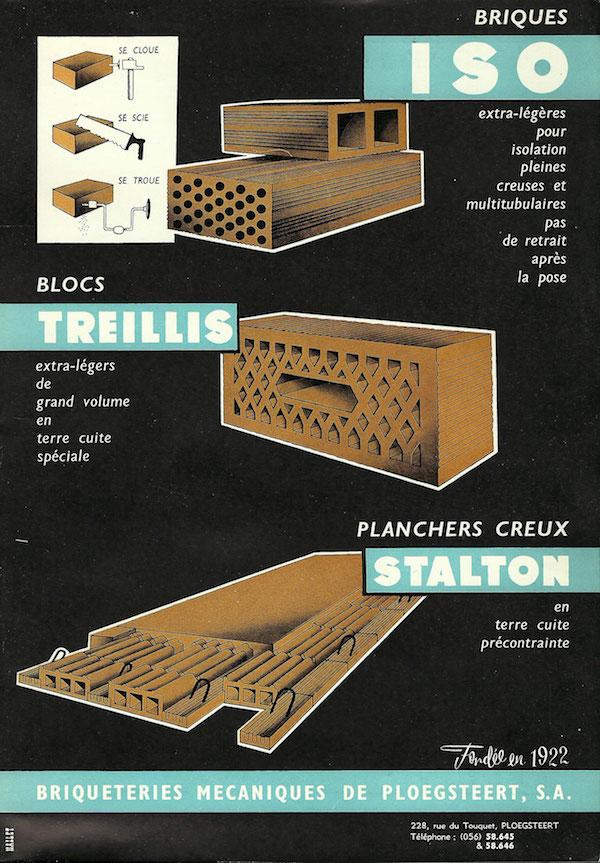 4R_1958_06_LM_Briqueteries_De_Ploegsteert_Blocs_Treillis_Planchers_Creux