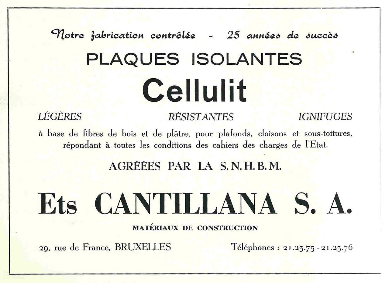 Plaques Isolantes Cellulit