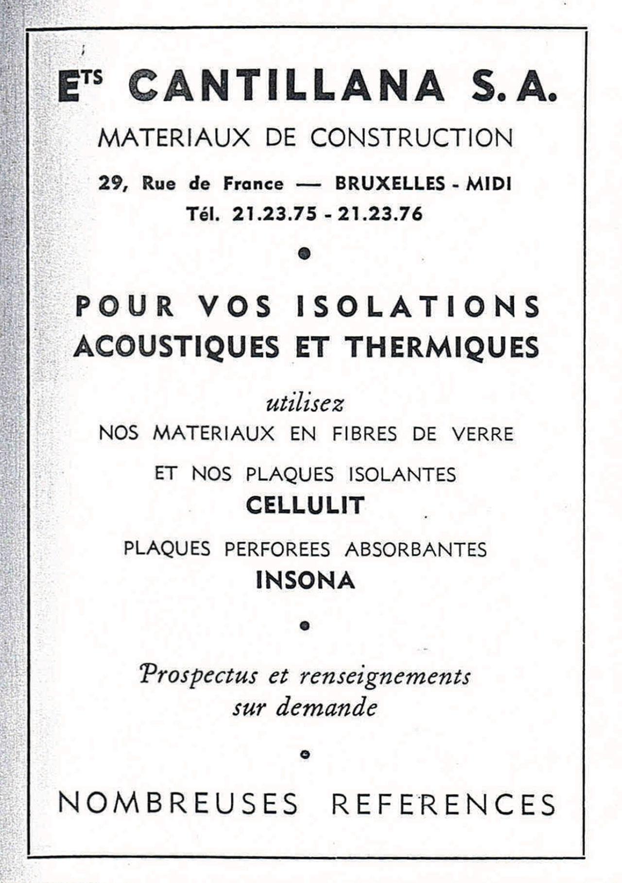 Isolations Acoustiques Et Thermiques