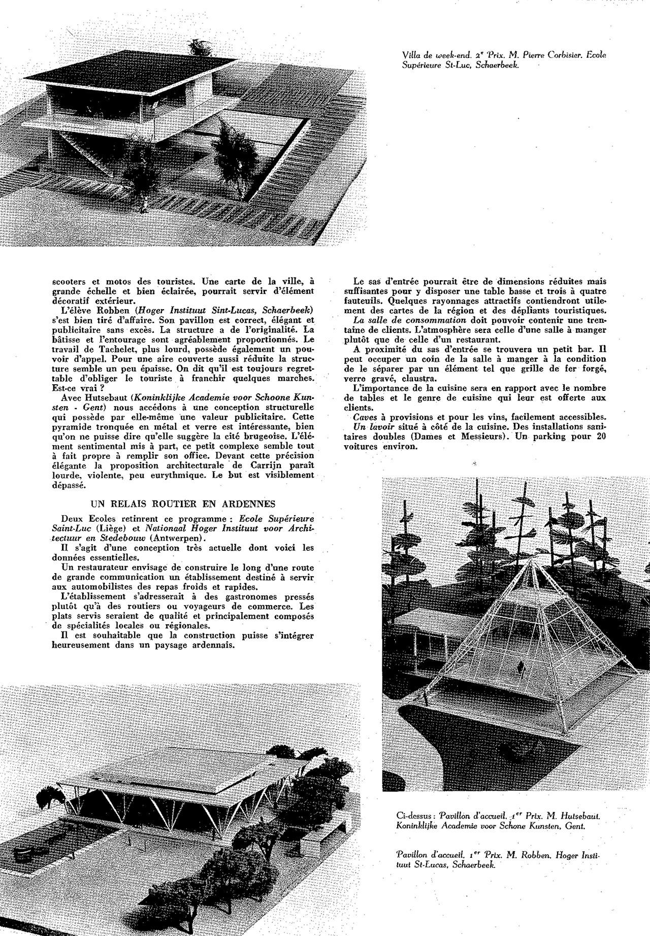 Prix Univerbel 1958-1959