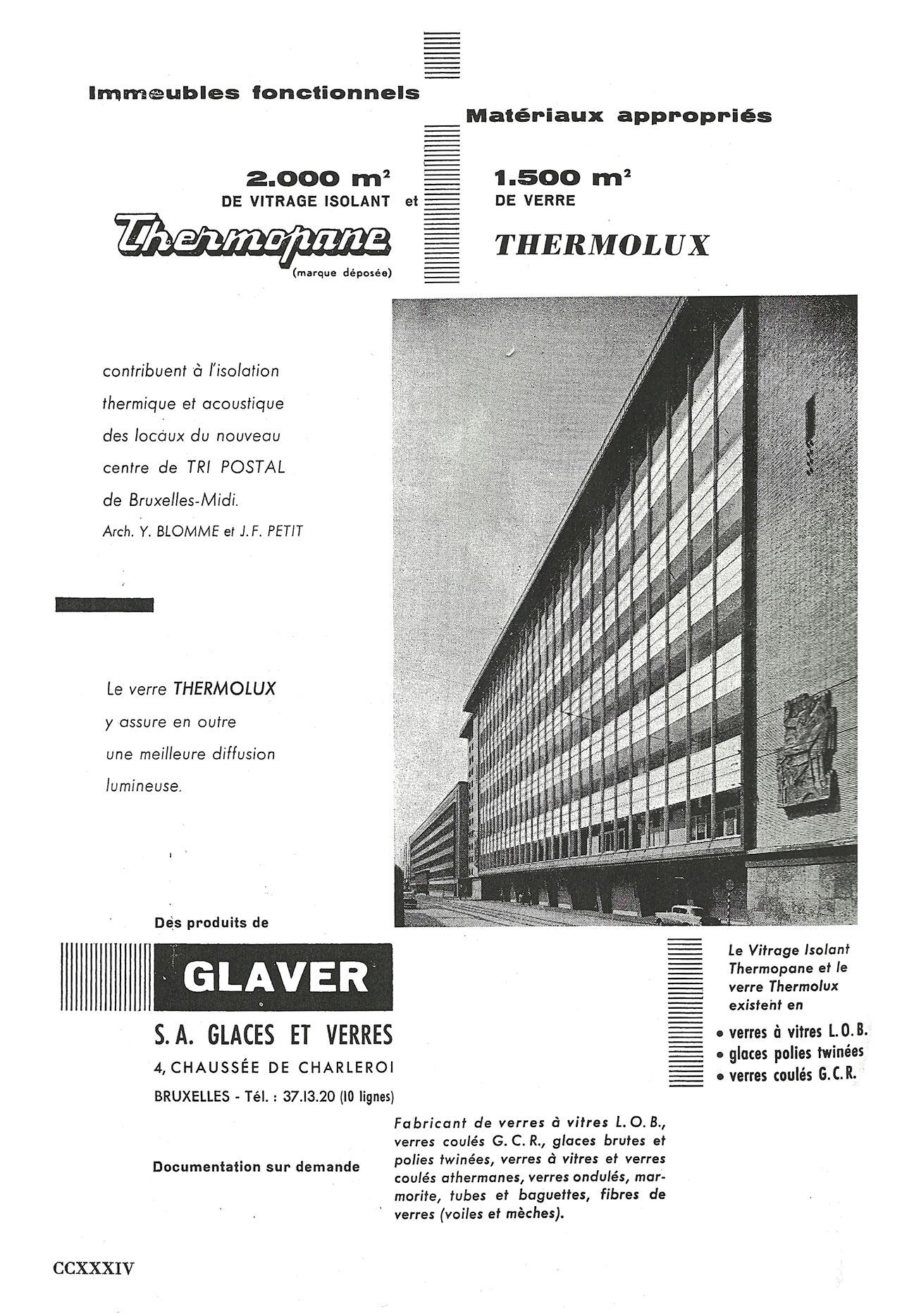 Thermopane, Thermolux