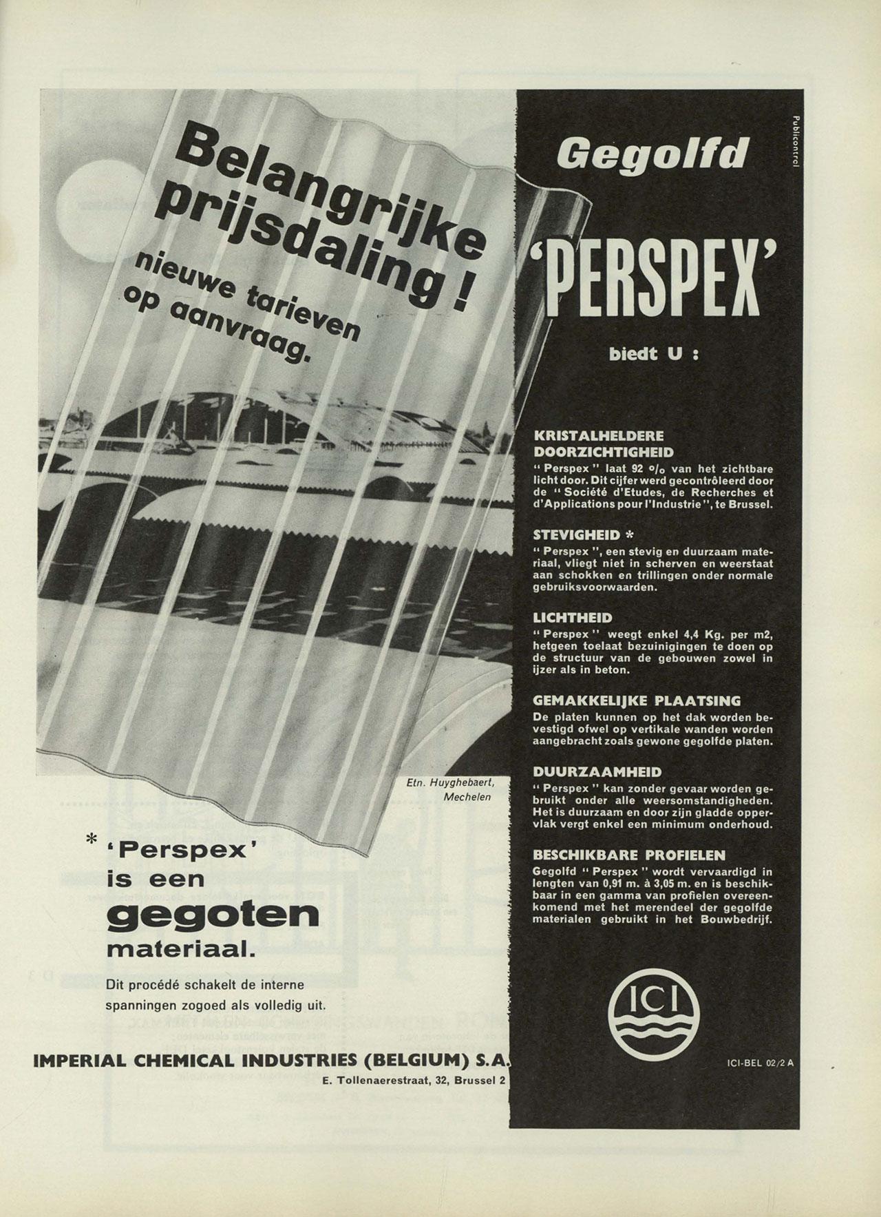 Perspex