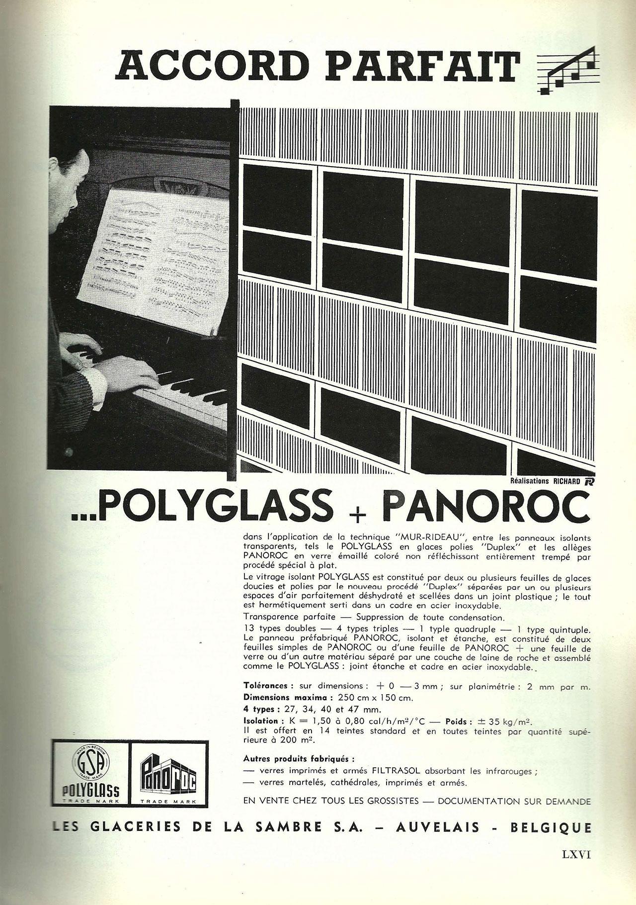 Polyglass, Panoroc
