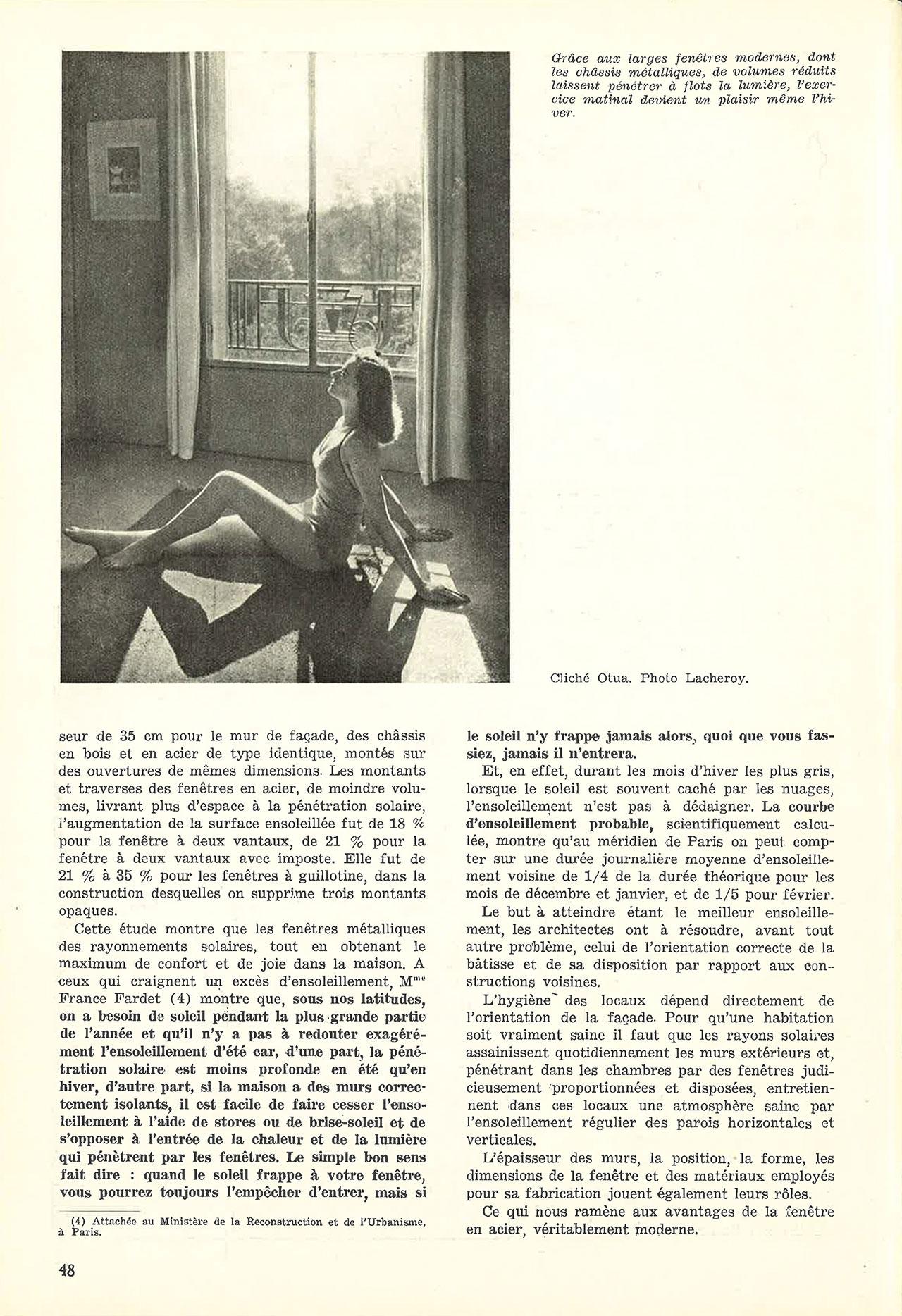 Histoire de la fenêtre