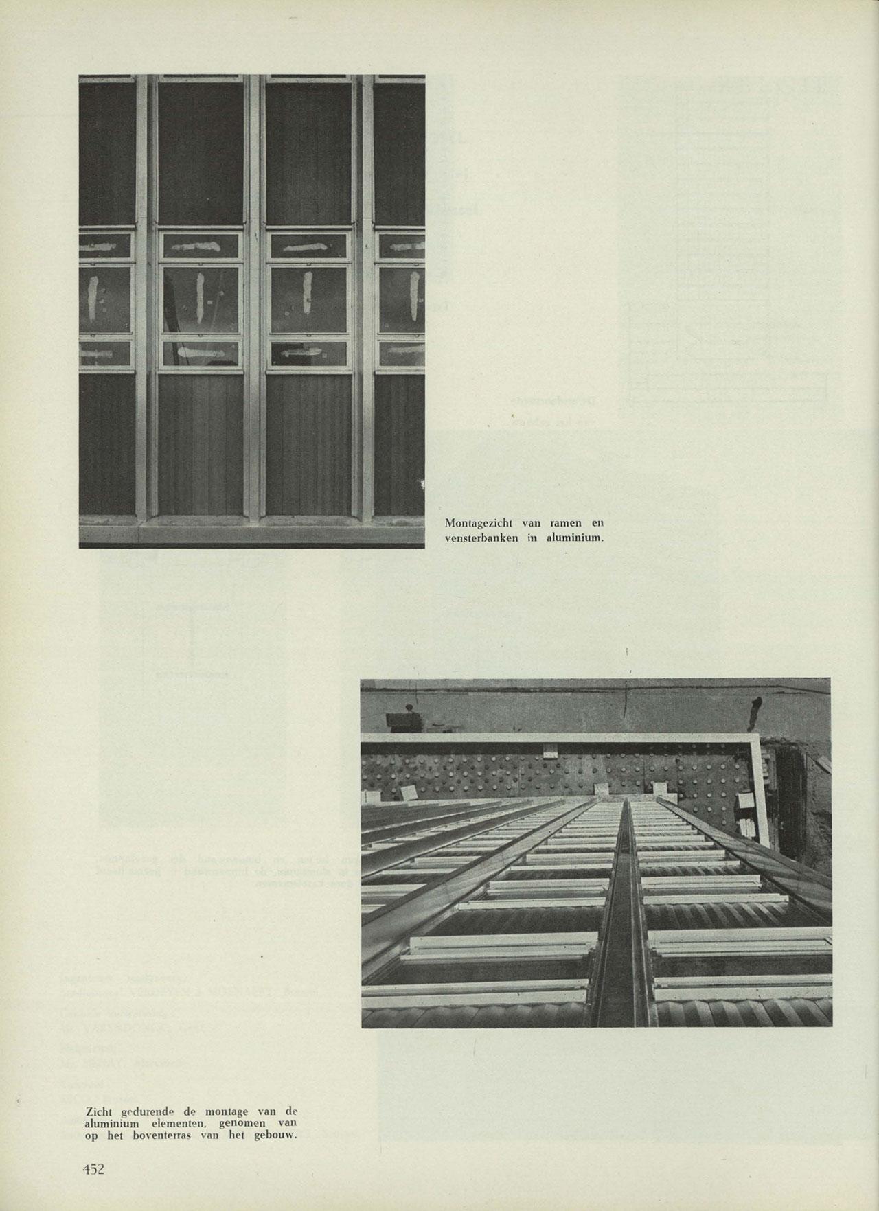 Aluminium in de gevelarchitektuur
