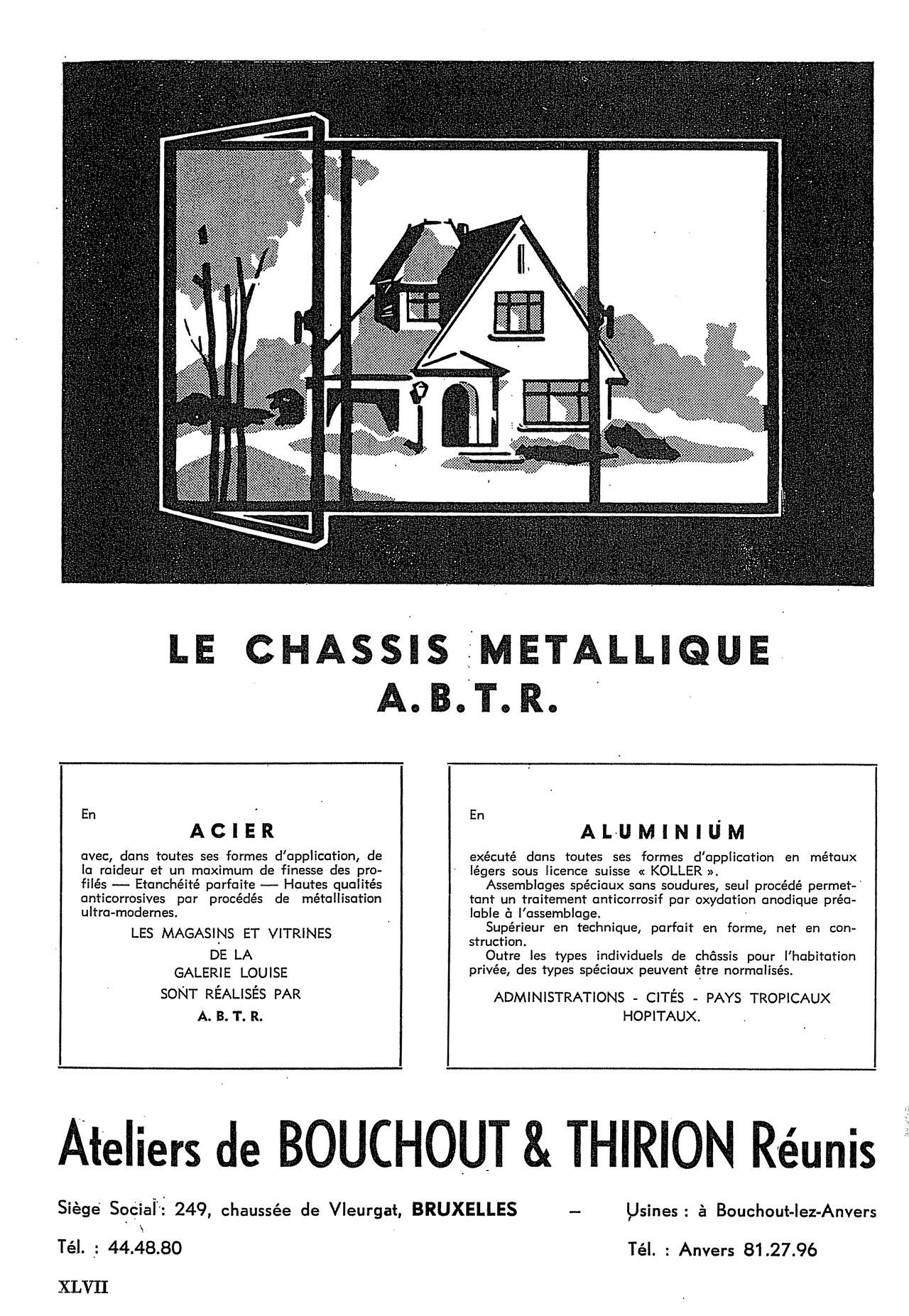 Châssis Métallique