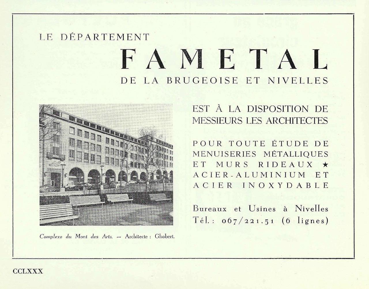 Menuiserie Métallique, Murs Rideaux