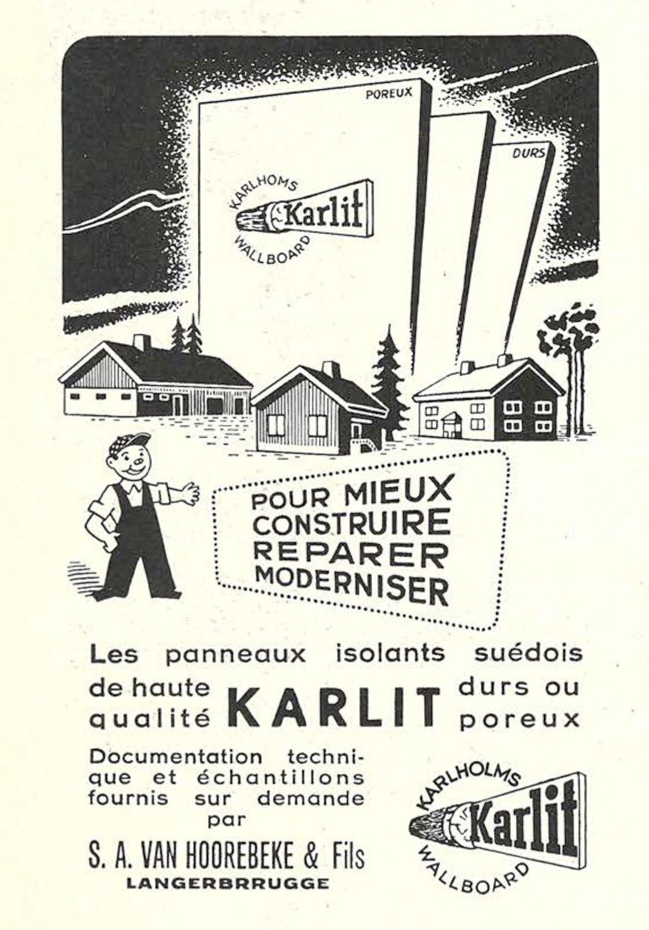 Panneaux Karlit