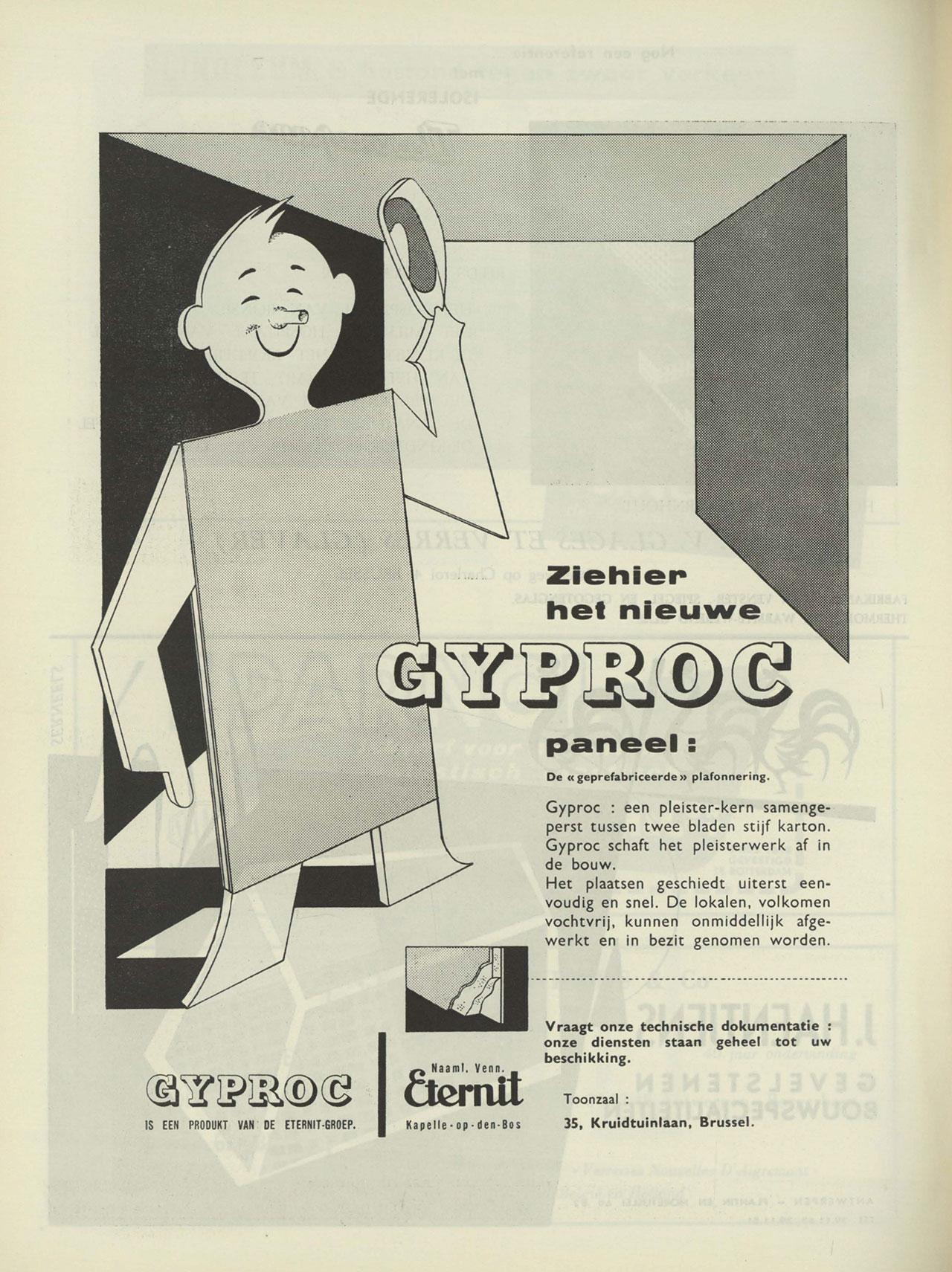 Gyproc B