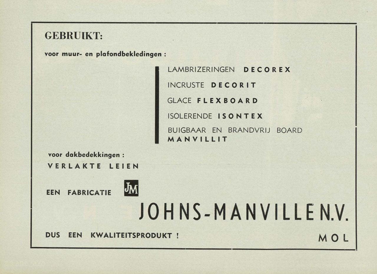 Isontex, Manvillit