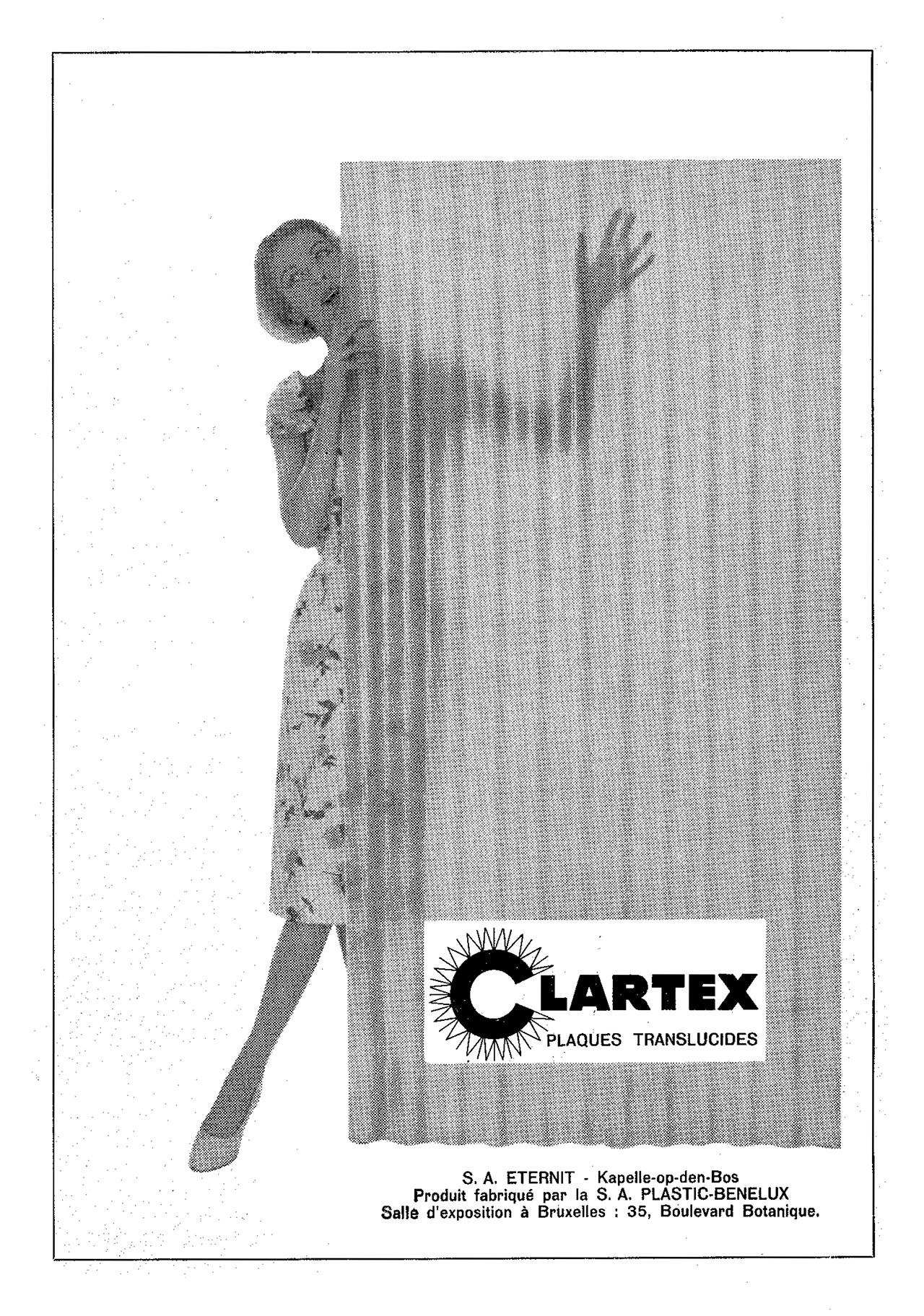 Plaques Translucides Clartex