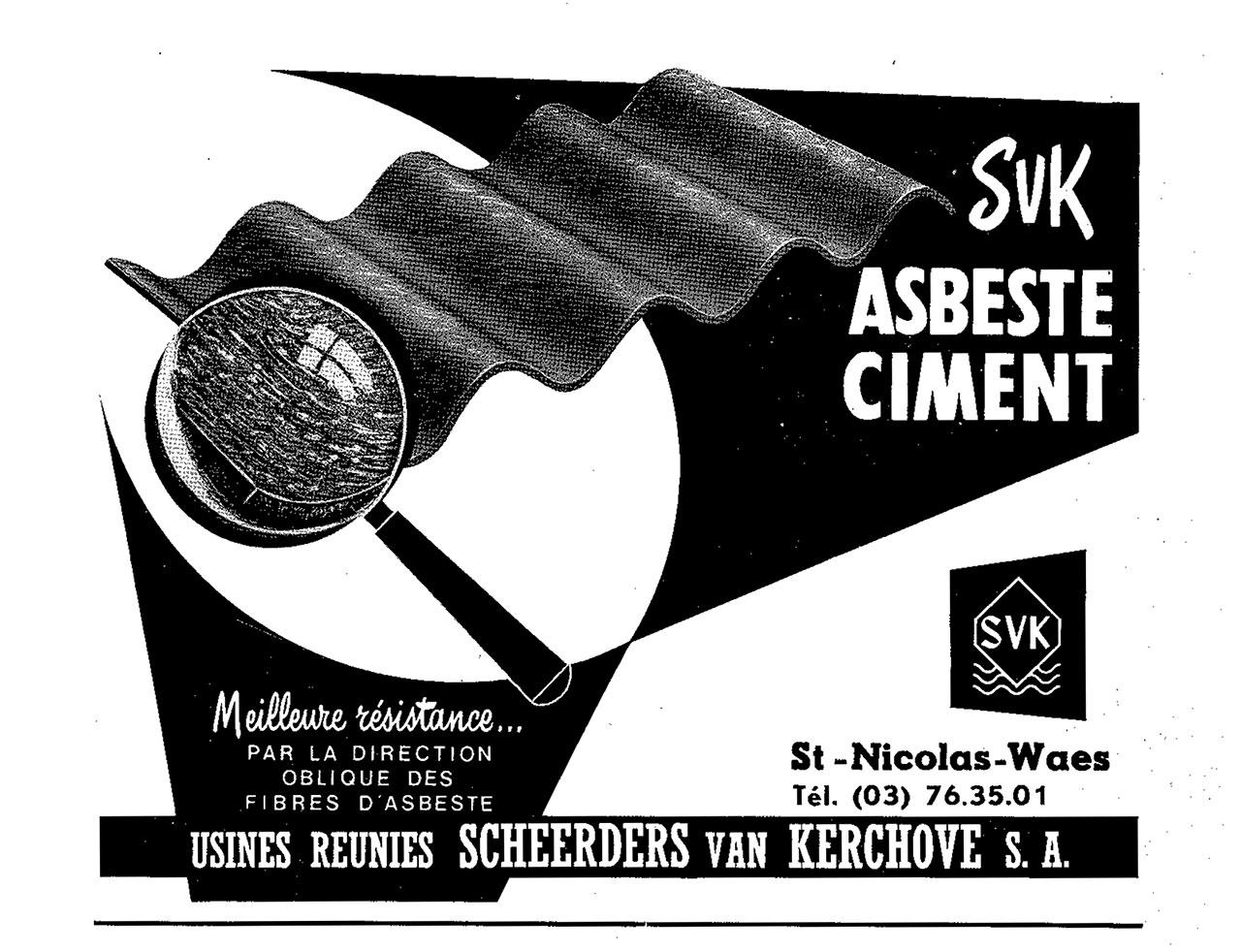 Asbeste Ciment