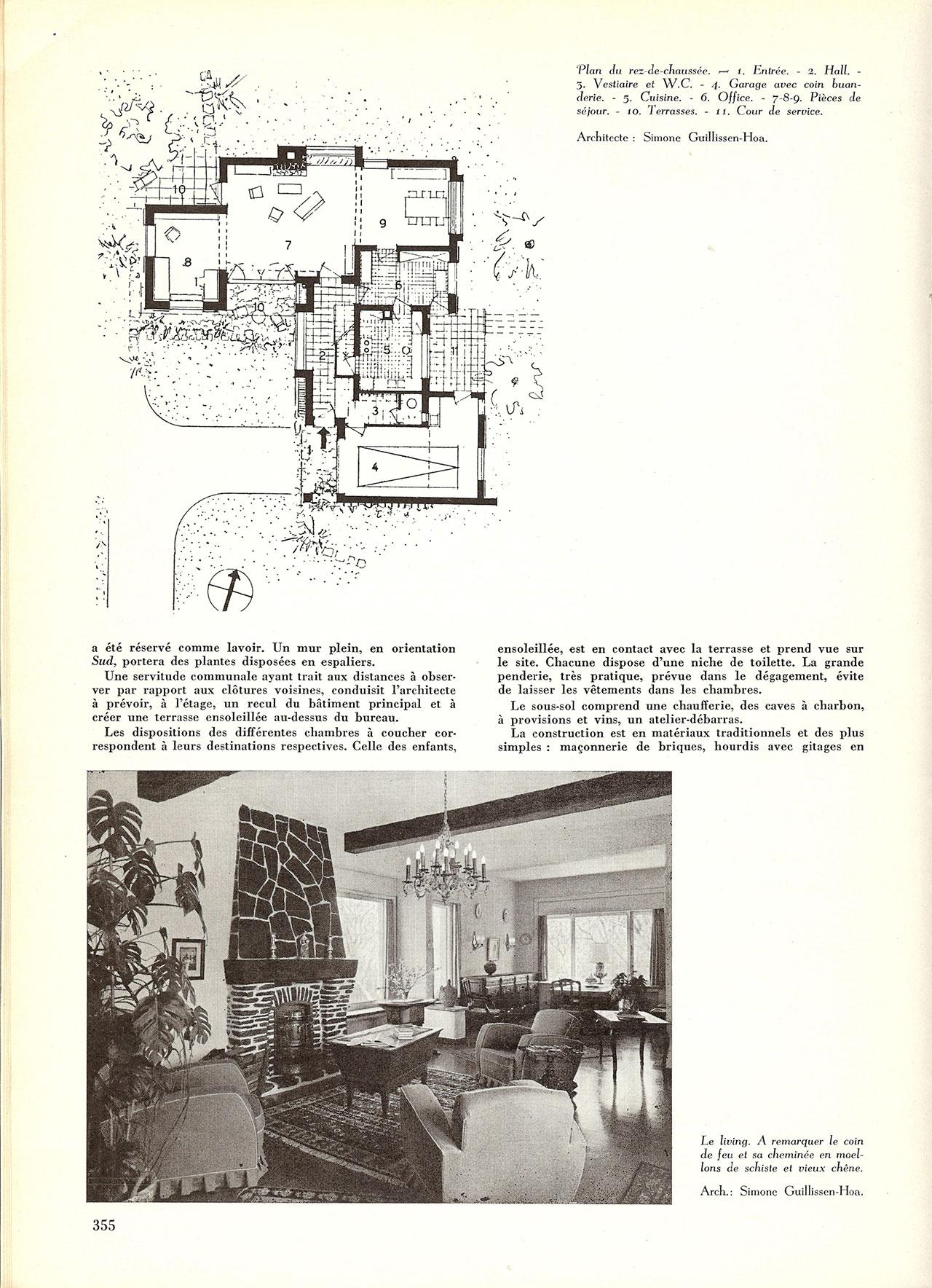 Habitation à Uccle