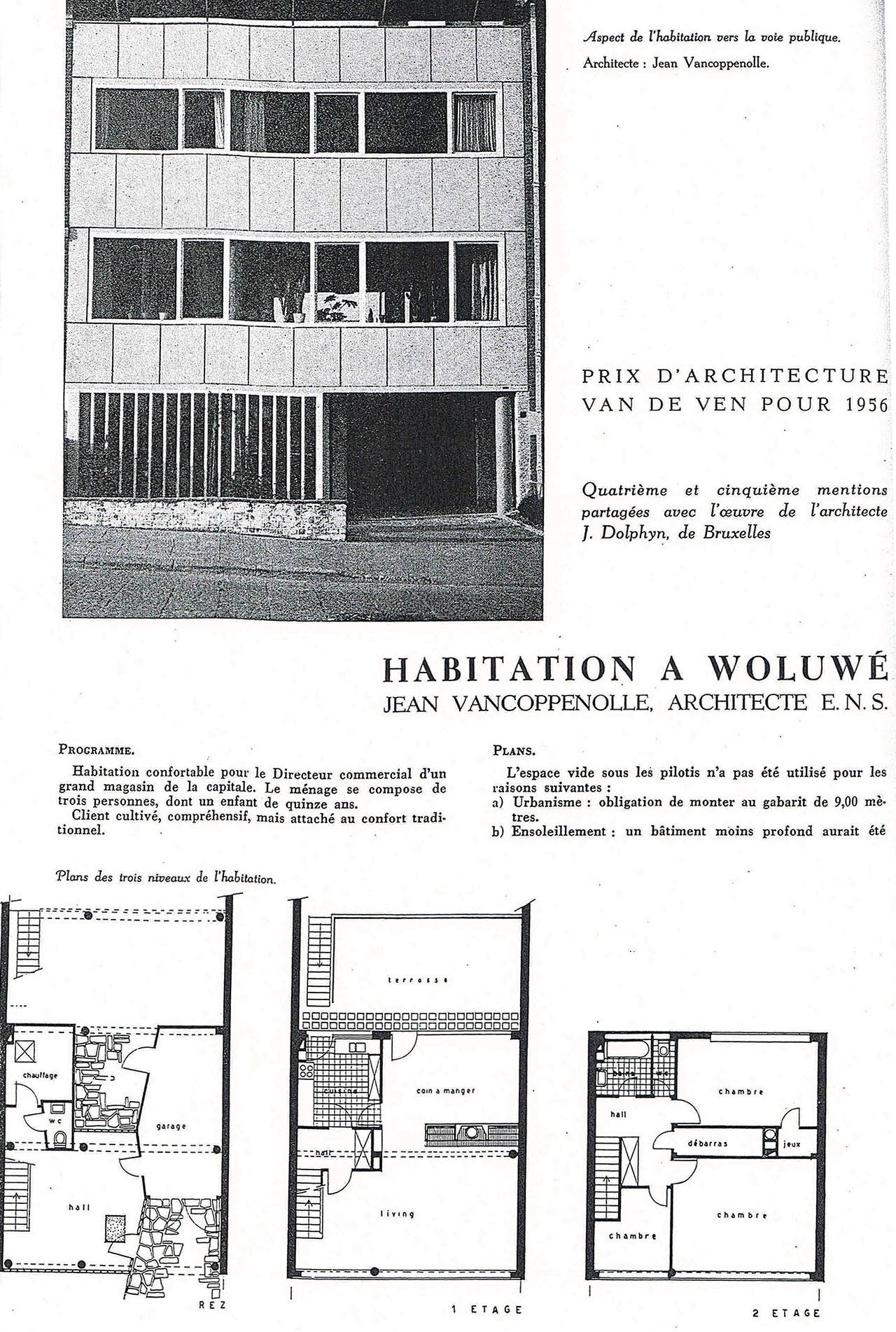 Habitation à Woluwé