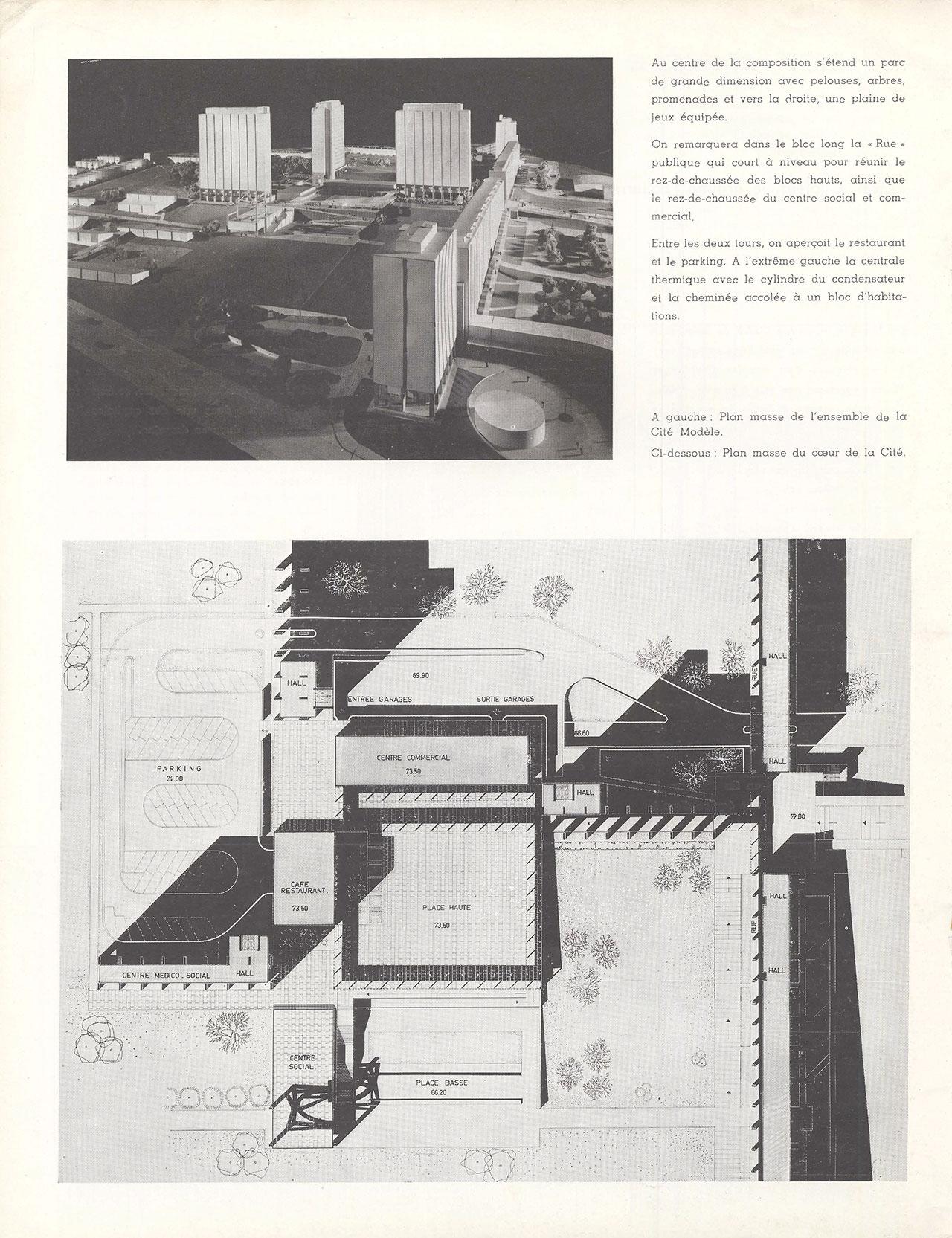 La Cité Modèle