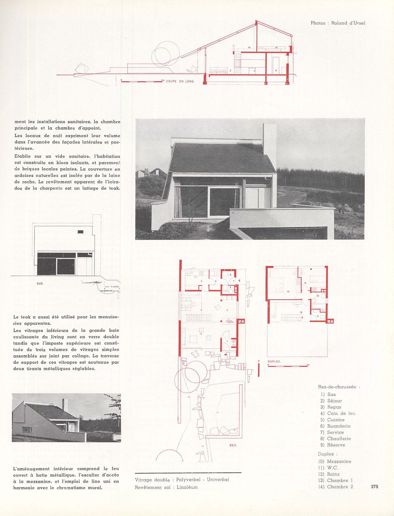 Habitation à Woluwe