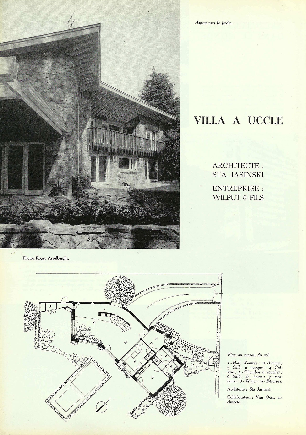 Villa à Uccle