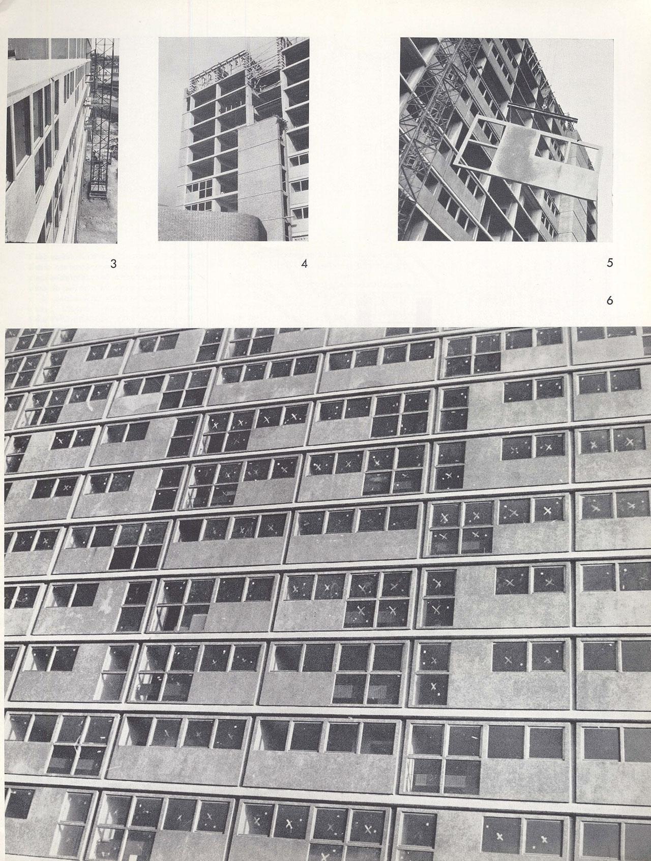 """Immeuble à 105 appartements """"Ieder Zijn Huis"""" à Evere"""