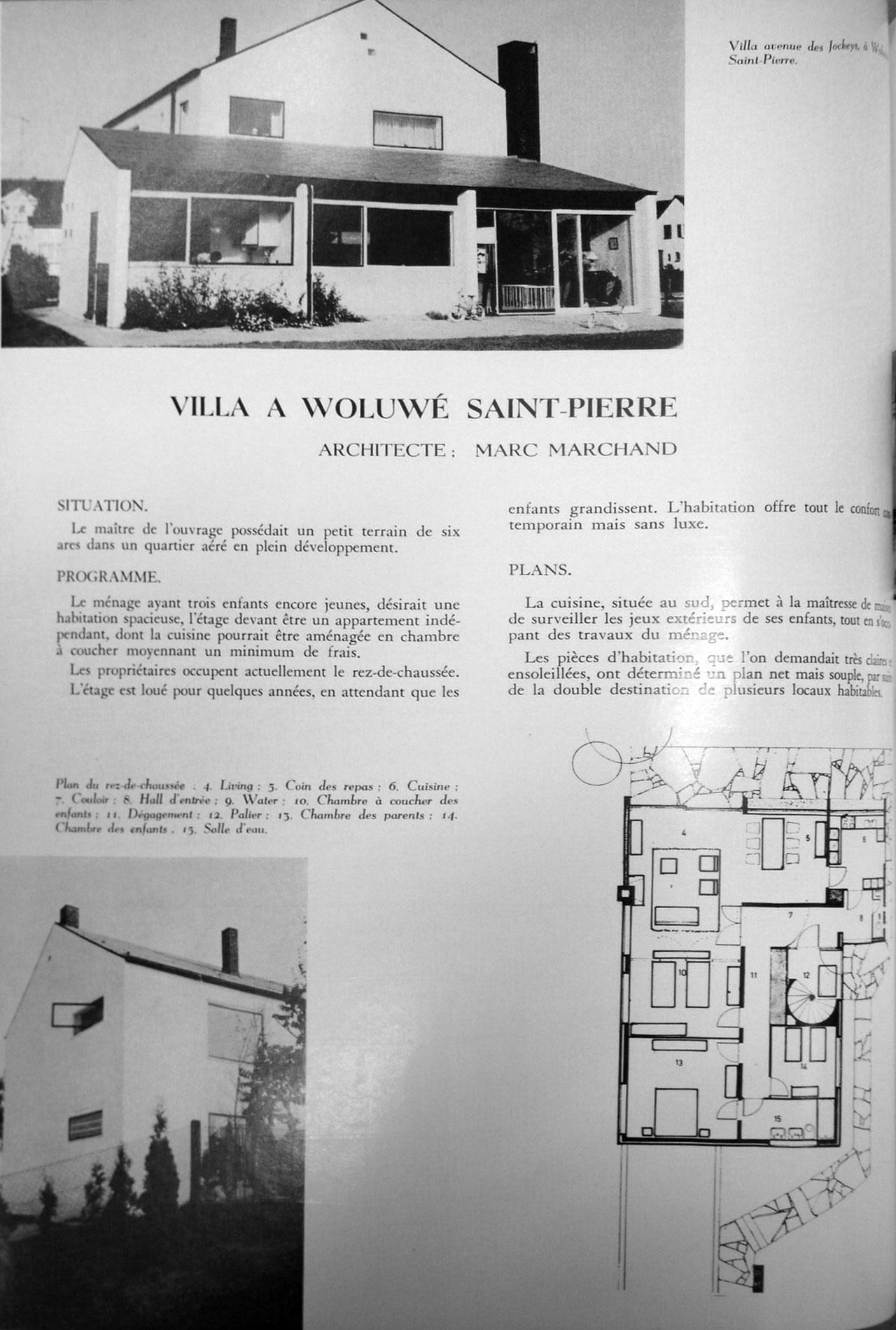 Villa à Woluwé Saint-Pierre